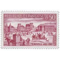 DEAUVILLE 1861-1961