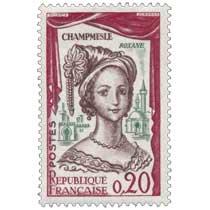 CHAMPMESLE - ROXANE