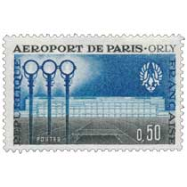 AÉROPORT DE PARIS-ORLY