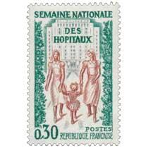 SEMAINE NATIONALE DES HÔPITAUX