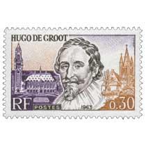 1963 HUGO DE GROOT