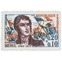1963 ÉTIENNE MÉHUL 1763-1817