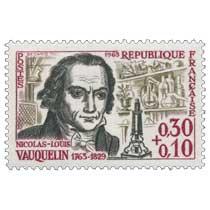 1963 NICOLAS-LOUIS VAUQUELIN 1763-1829