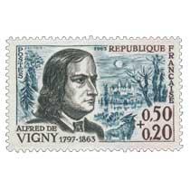 1963 ALFRED DE VIGNY 1797-1863