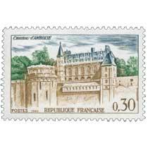 1963 CHÂTEAU D'AMBOISE