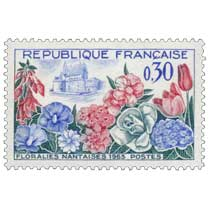 1963 FLORALIES NANTAISES