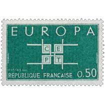 EUROPA CEPT 1963