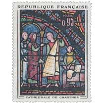 1963 CATHÉDRALE DE CHARTRES