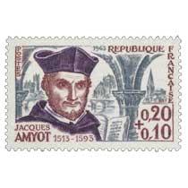 1963 JACQUES AMYOT (1513-1593)