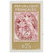 1964 - type Blanc
