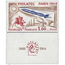 PHILATEC PARIS 1964