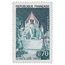 1964 LA TOUR DE CÉSAR - PROVINS