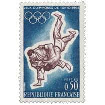 JEUX OLYMPIQUES DE TOKYO 1964
