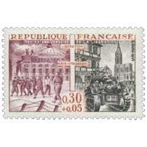 1964- XXE ANNIVERSAIRE DE LA LIBÉRATION PARIS-STRASBOURG