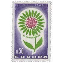1964 EUROPA CEPT Ve ANNIVERSAIRE