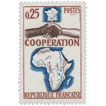 1964 COOPÉRATION