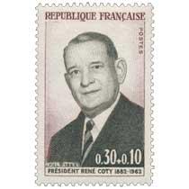 1964 PRÉSIDENT RENÉ COTY 1882-1962