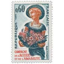 1965 CAMPAGNE DE L'ACCUEIL ET DE L'AMABILITÉ
