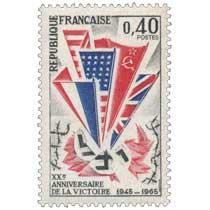 XXe ANNIVERSAIRE DE LA VICTOIRE 1945-1965