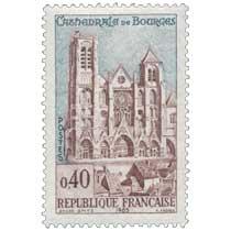 1965 CATHÉDRALE DE BOURGES