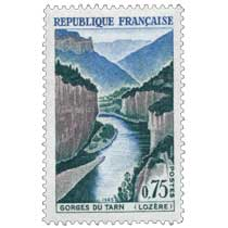 1965 GORGES DU TARN (LOZÈRE)