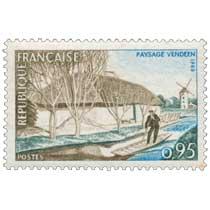 1965 PAYSAGE VENDÉEN