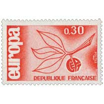 1965 EUROPA CEPT