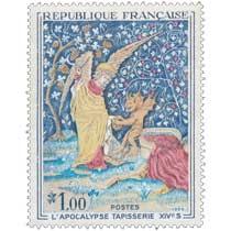 1965 L'APOCALYPSE TAPISSERIE XIVe S