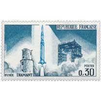 1965 FUSÉE DIAMANT
