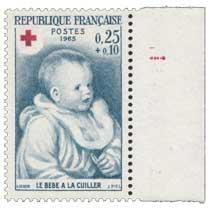 1965 LE BÉBÉ À LA CUILLER