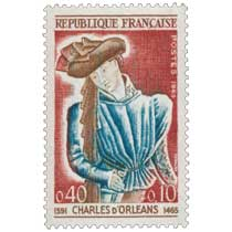 1965 CHARLES D'ORLÉANS 1391-1465