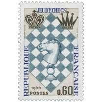 1966 JEU D'ÉCHECS