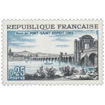 1966 Pont de PONT-SAINT-ESPRIT (1265)