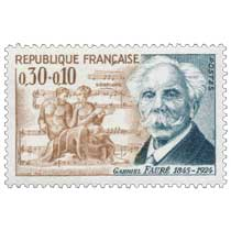 1966 GABRIEL FAURÉ 1845-1924