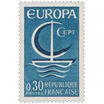 1966 EUROPA CEPT