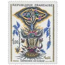 1966 TAPISSERIE DE LURÇAT