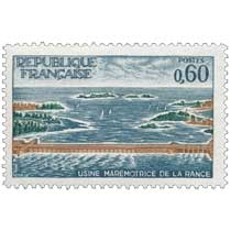 1966 USINE MARÉMOTRICE DE LA RANCE