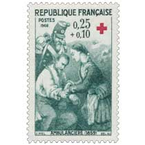 1966 AMBULANCIÈRE (1859)