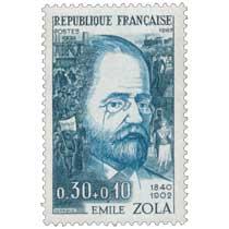 1967 ÉMILE ZOLA 1840-1902