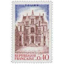 1967 TOURS HÔTEL GOUIN