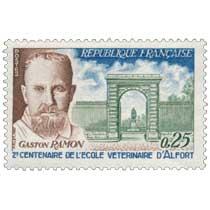 1967 GASTON RAMON 2e CENTENAIRE DE L'ÉCOLE VÉTÉRINAIRE D'ALFORT