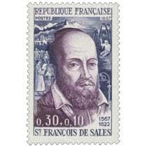 1967 ST FRANÇOIS DE SALES 1567-1622