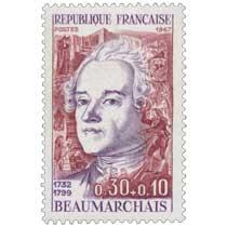 1967 BEAUMARCHAIS 1732-1799