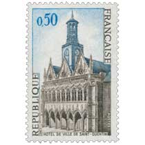 1967 HÔTEL DE VILLE DE SAINT-QUENTIN