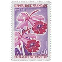 FLORALIES ORLÉANS 1967