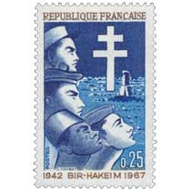 BIR-HAKEIM 1942-1967