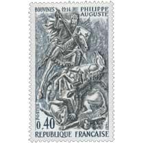 1967 BOUVINES 1214 PHILIPPE AUGUSTE