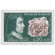 1968 GÉNÉRAL DESAIX 1768-1800