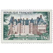 1968 CHÂTEAU DE LANGEAIS