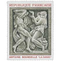 1968 ANTOINE BOURDELLE LA DANSE